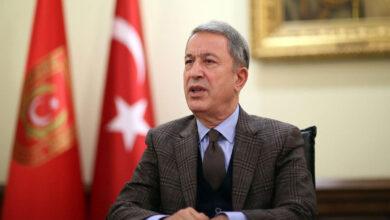 Photo of خلوصي أكار: لا يمكن لأحد أن يُخضع تركيا لسياسة الأمر الواقع