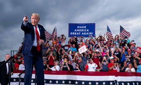لا يعرف ما يريد.. دونالد ترامب يطالب أنصاره بقلب نتائج الانتخابات لصالحه