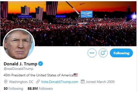 هذا ما فعلته تويتر وفيسبوك بـ ترامب بعد خسارته للانتخابات الأمريكية