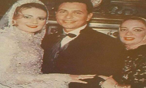 رانيا محمود ياسين ومحمد رياض- مواقع التواصل