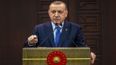 Photo of أردوغان: نستضيف 4 ملايين أجنبي وننتظر الوفاء بوعود الدعم