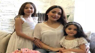 Photo of ابنة هيفاء وهبي تتقرب من والدتها بفيديو وتغني مع حفيدتها لها