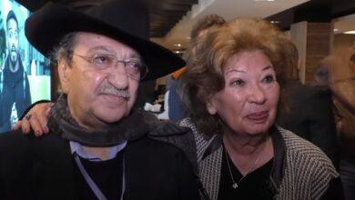 Photo of دريد لحام برفقة زوجته هالة بيطار: في هذا العمر أنا مضطر لأن أكون صادقًا (فيديو)