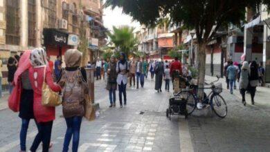 Photo of طوابير لشراء غلوة القهوة في العاصمة السورية دمشق