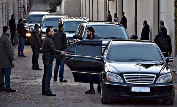 أول ظهور علني لبديل رامي مخلوف في سوريا