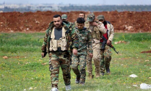 علاقة كبيرة بين نظام الأسد ونظيره الأرمني - أ ف ب