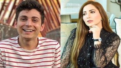 """Photo of نسرين طافش تلتقي عمرو مسكون وأصدقائه: """"اليوم معي أهضم اتنين بكل العالم"""" (فيديو)"""