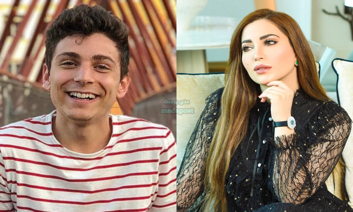 عمر مسكون ونسرين طافش