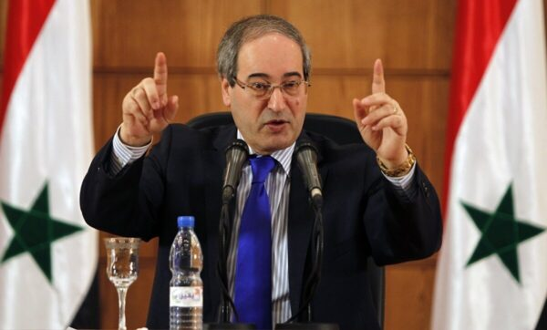 فيصل المقداد - وكالات هؤلاء المرشحون لمنصب وزير خارجية الأسد عوضاً عن وليد المعلم