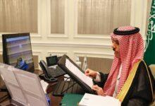 Photo of السعودية تناقش الملف السوري ودعوات جديدة لتطبيق القرار 2254 في سوريا