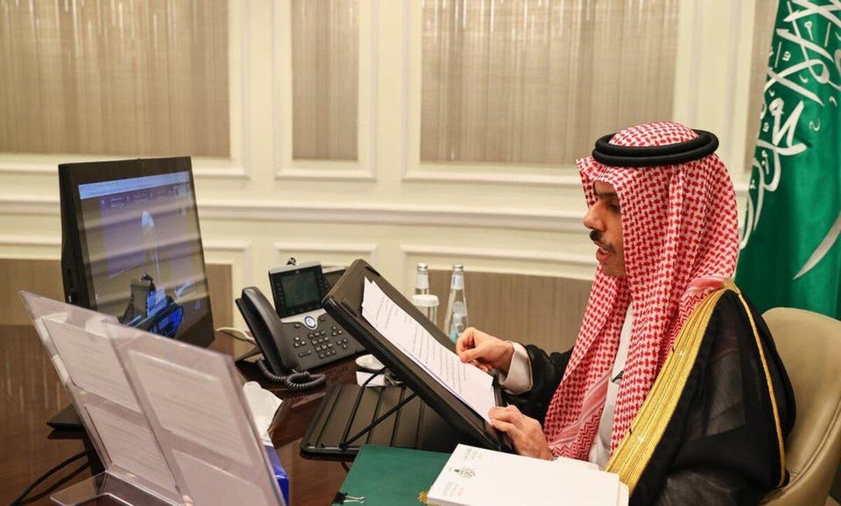فيصل بن فرحان - وزير الخارجية السعودي