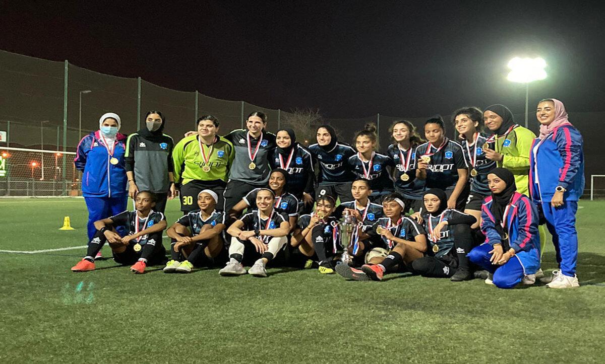 كرة القدم نسائية السعودية