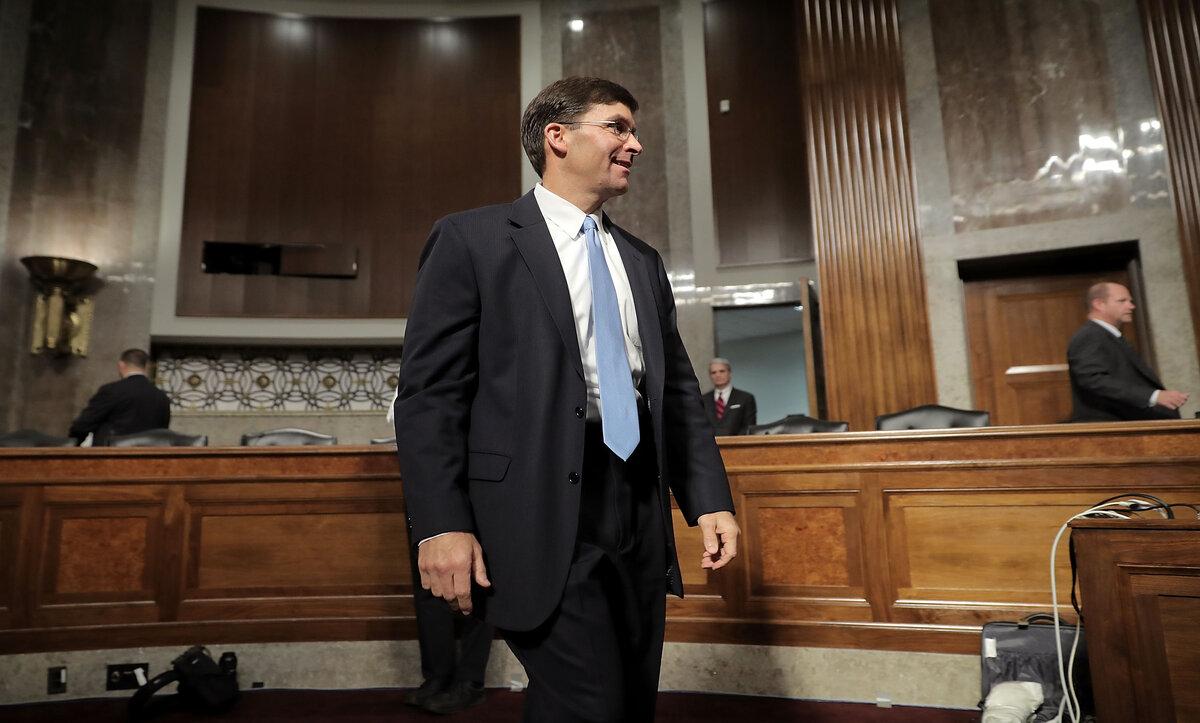 مارك-إسبر-في-مجلس-الشيوخ-الأمريكي-وكالات