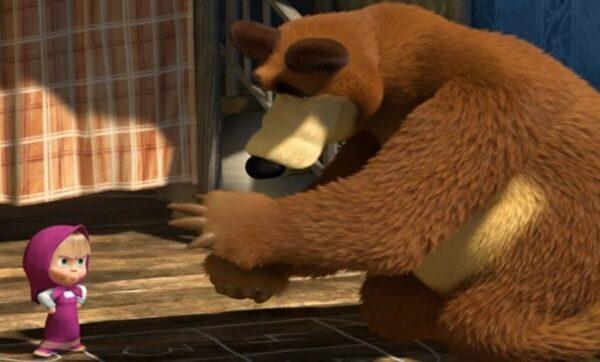 ماشا والدب - مسلسل كرتوني للأطفال - مواقع التواصل ليس مجرد مسلسل.. ماشا والدب Masha and The Bear الأكثر طلباً في العالم (فيديو)