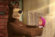 Photo of ليس مجرد مسلسل.. ماشا والدب Masha and The Bear الأكثر طلباً في العالم (فيديو)