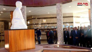 Photo of متحف بالملايين من أموال السوريين مع استمرار طوابير الخبز والبنزين (فيديو)