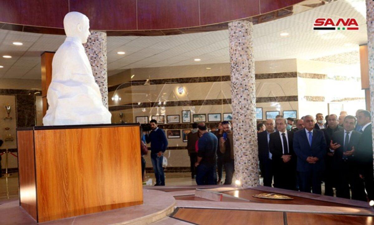متحف ما يسمى باسل الأسد في الساحل