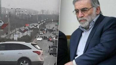 Photo of اللحظات الأولية (لاغتيال) العقل المدبر للبرنامج النووي الإيراني محسن فخري زاده (فيديو)