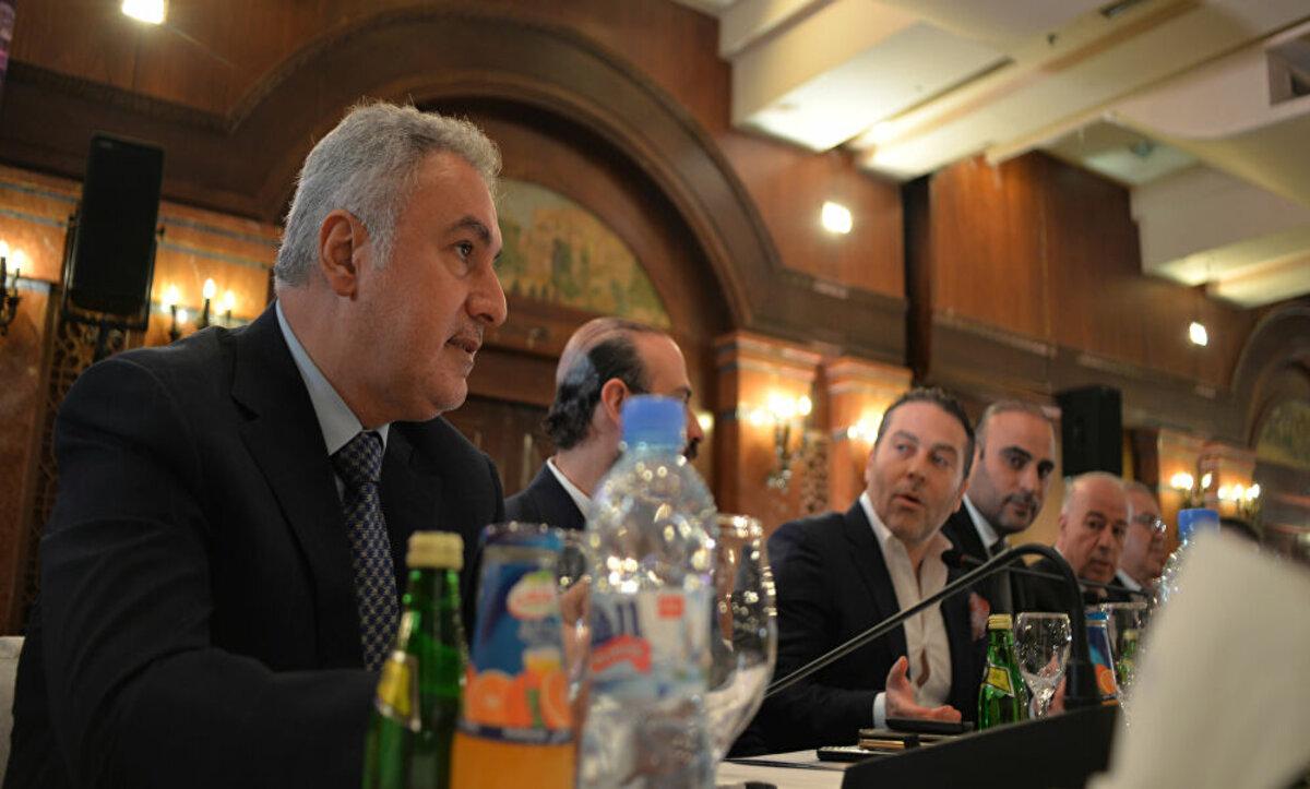 محمد حمشو - رجل أعمال سوري