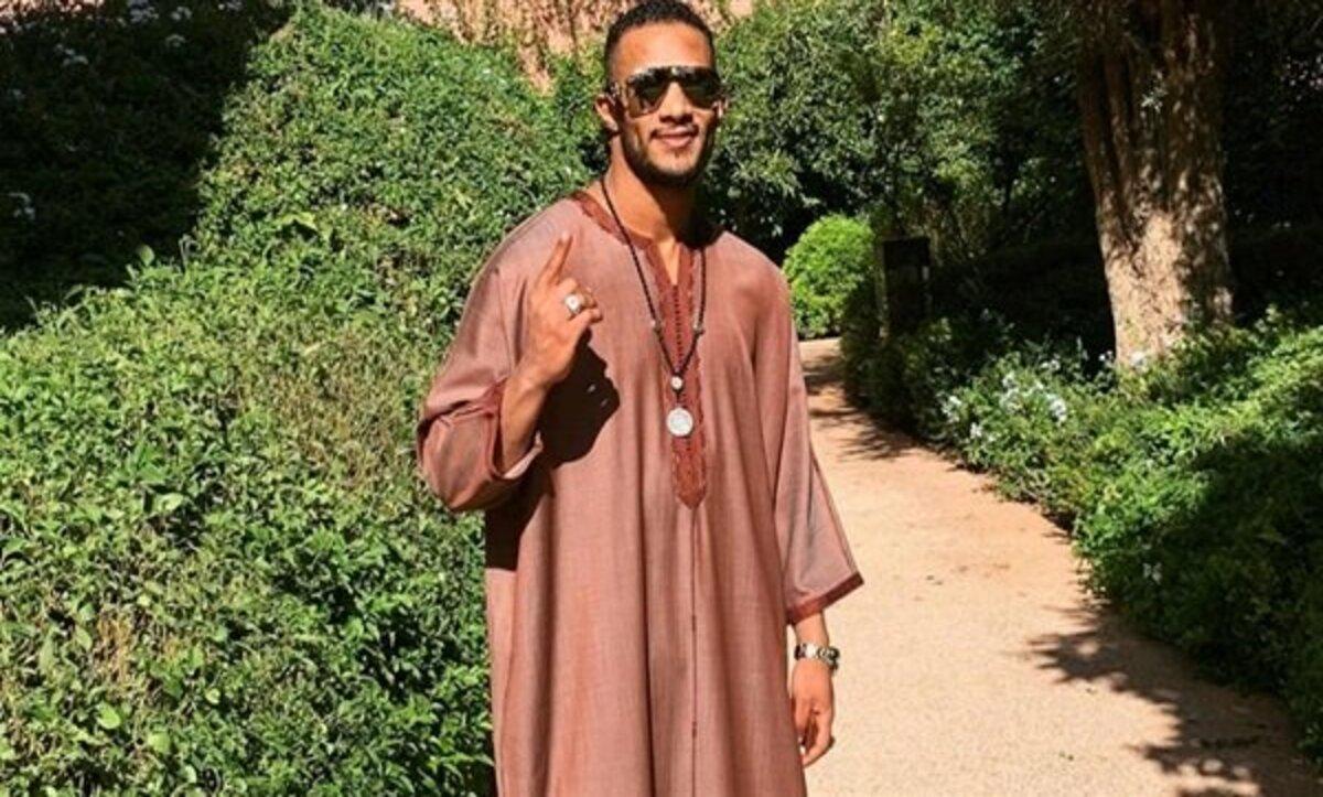 محمد رمضان - مواقع التواصل