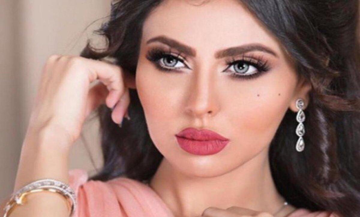 مريم حسين - مواقع التواصل