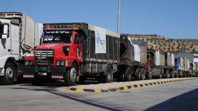 Photo of مساعدات أممية إنسانية جديدة تدخل إدلب عن طريق تركيا