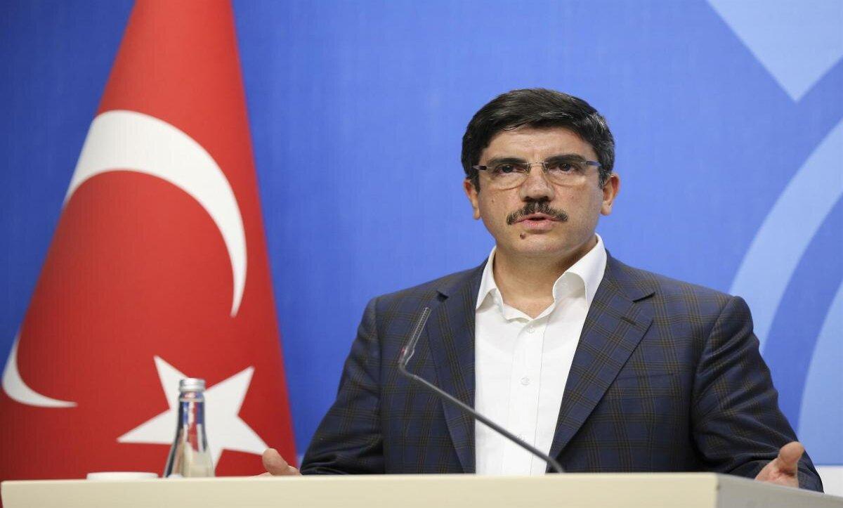 ياسين أقطاي -مستشار أردوغان - وسائل إعلام تركية