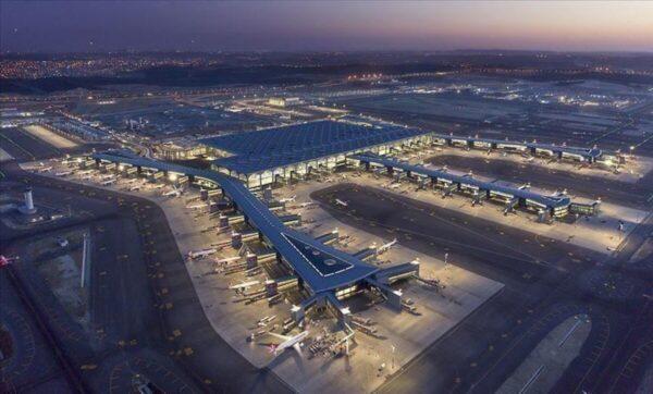 مطار إسطنبول - الأناضول