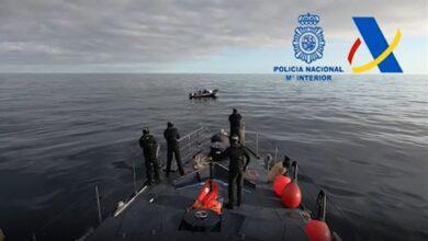 Photo of ملاحقة بين الشرطة الإسبانية ومجموعة مطلوبين في البحر المتوسط (فيديو)