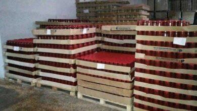 "Photo of دمشق.. الكشف عن مواد ""غير لائقة"" للاستهلاك البشري تستخدم في صنع الأغذية"