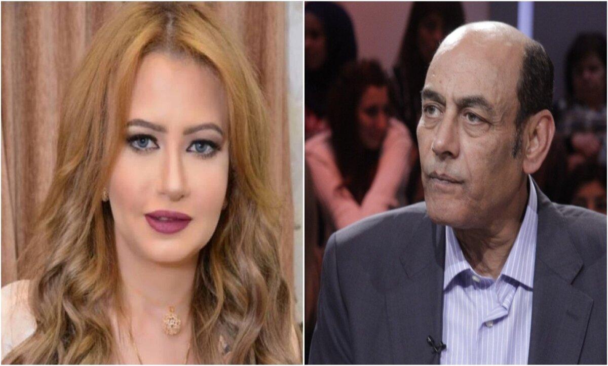 مي العيدان وأحمد بدير - مواقع التواصل