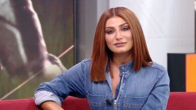 Photo of هبة نور متألقة بالأسود في أحدث جلسة تصوير وتتحدث عن الحب (صور)