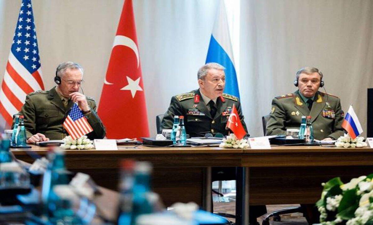 وزارة الدفاع التركية والروسية والأمريكية - وكالات