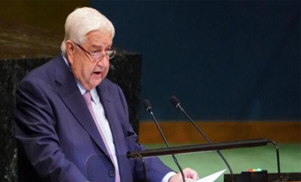من هو وليد المعلم وزير خارجية الأسد الراحل؟
