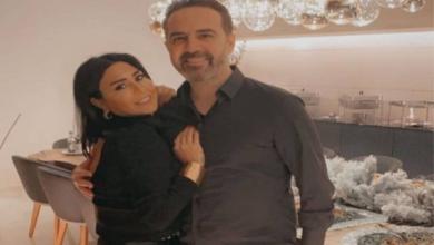"Photo of ""من خلال دعمك أنا نجحت"".. وائل جسار يوجه رسالة تهنئة إلى زوجته في عيد ميلادها"