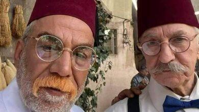 Photo of صورة تجمع ما بين أيمن رضا وحسام تحسين بيك من كواليس الكندوش (صور)