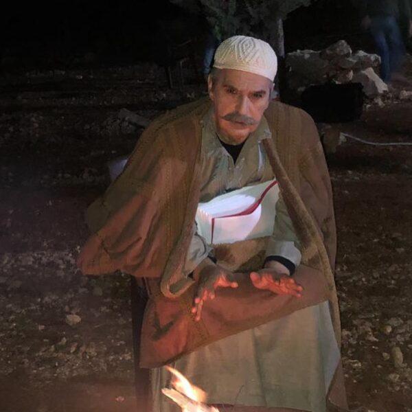 عباس النوري في حارة القبة