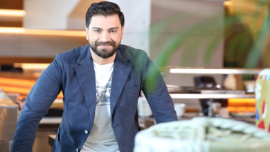 "Photo of ""للنجاح مذاق مختلف"" معتصم النهار يعرب عن سعادته بحصوله على جائزة ""نجم العرب"""