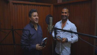 "Photo of هاني شاكر يتحدث عن أغنيته الجديدة ""يا بخته"" مع الفنان المصري أحمد سعد (فيديو)"