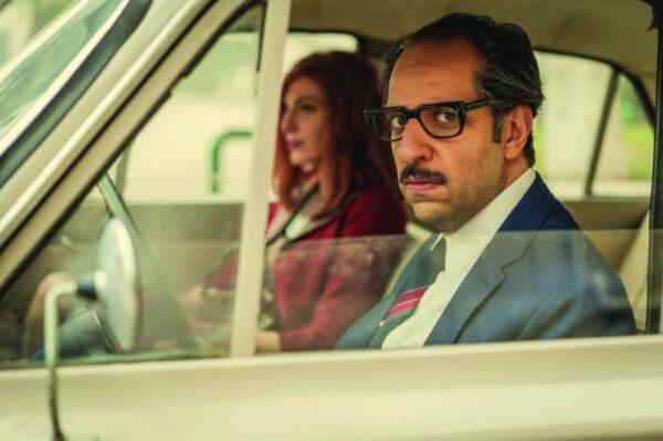 أحمد أمين مع رزان الجمال