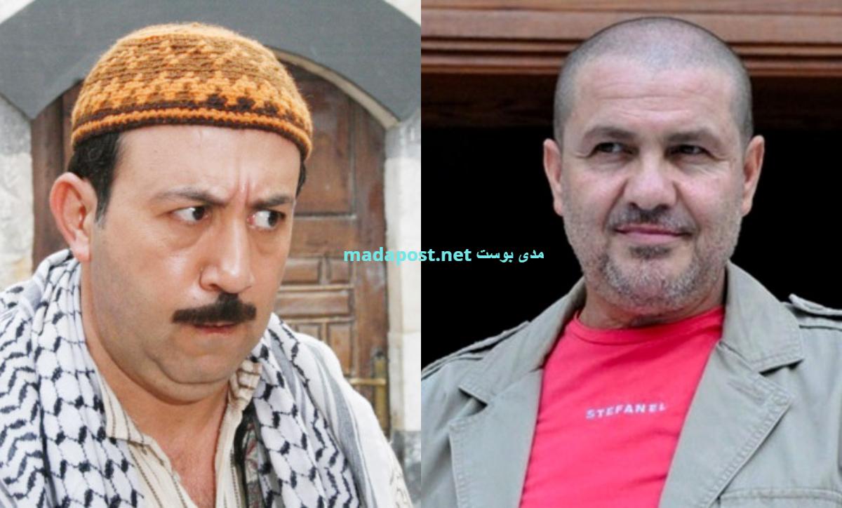 محمد خير الجراح ونضال سيجري