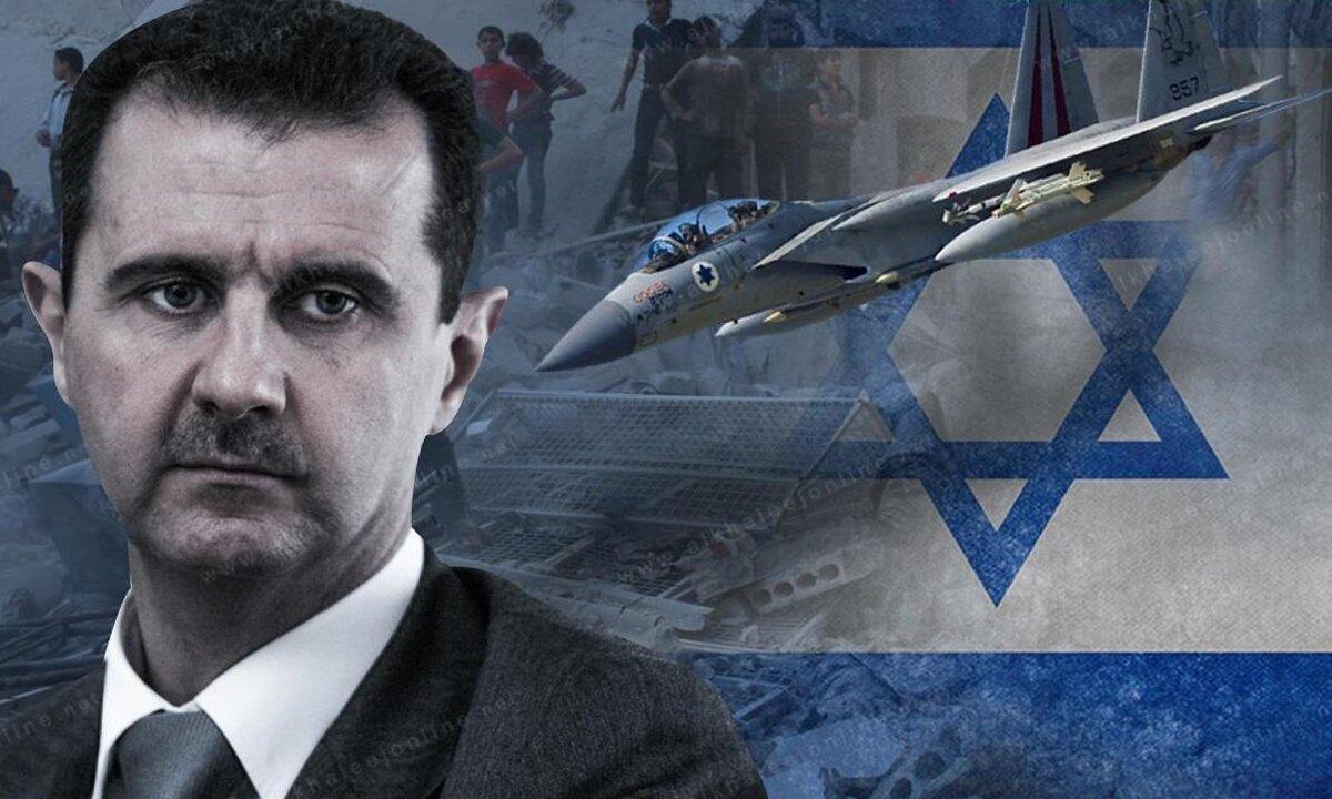 إسرائيل ونظام الأسد - مواقع التواصل