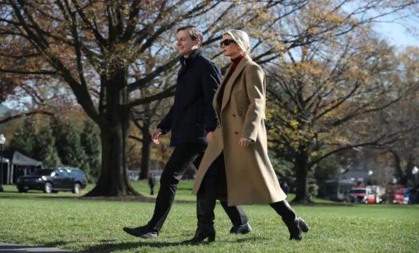 واشنطن بوست تتوقع وجهة إيفانكا القادمة بعد مغادرة ترامب البيت الأبيض