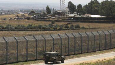 Photo of إسرائيل تنسى جنوداً لها بالقرب من الحدود السورية