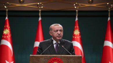 Photo of أردوغان يوجه رسالة لأمريكا والاتحاد الأوروبي