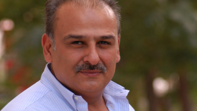 Photo of جمال سليمان يشعر بحنين كبير لسوريا ويوضح رؤيته للأعمال التي تتناول قضية بلاده