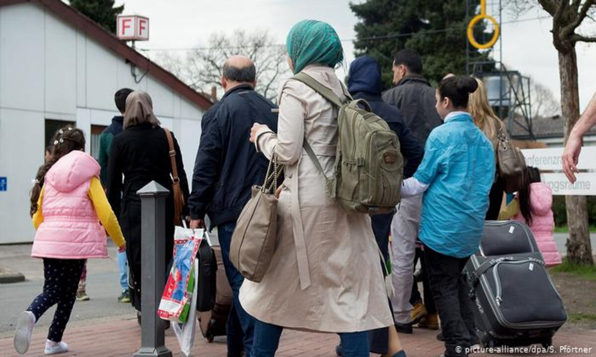 اللاجؤون السوريون في ألمانيا- وكالة الأنباء الألمانية
