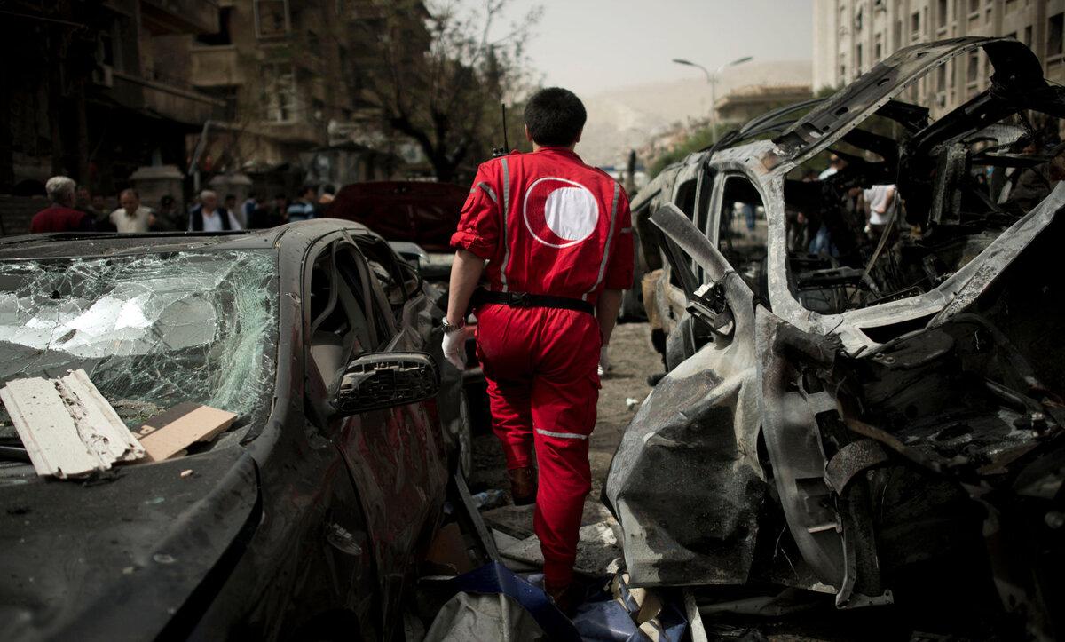 نظام الأسد يستعين بالتجار والسماسرة للسيطرة على المساعدات الإنسانية