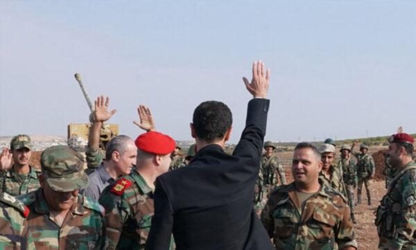 حزب إفريقي يدعو لفتح تحقيق بشأن تعاون بلاده مع نظام الأسد