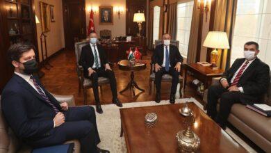 Photo of جاويش أوغلو: على أوروبا التوسط بنزاهة بين اليونان وتركيا